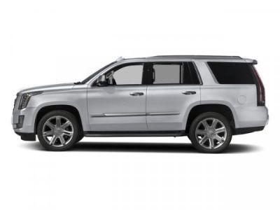 2017 Cadillac Escalade Luxury (Radiant Silver Metallic)