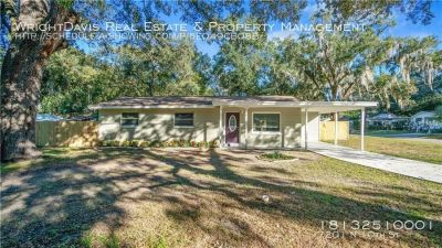 Seminole Heights offers Updated 3/2 Vintage Style Home