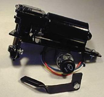 Find Chevrolet 1942-1948 Electric Wiper Motor -12v, 2-Speed With Park Position motorcycle in Vancouver, Washington, US, for US $178.50