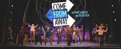 Come From Away Tickets | Live in NY @ Gerald Schoenfeld Theatre? - TixBag