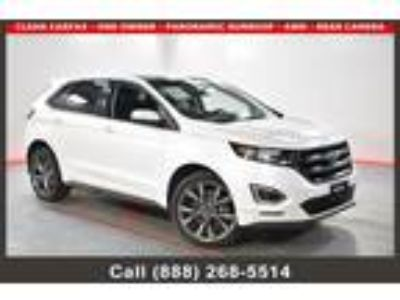 $24994.00 2016 Ford Edge with 45743 miles!