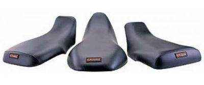 Purchase Quad Works Seat Cover Black 30-23603-01 motorcycle in Lee's Summit, Missouri, United States, for US $39.95
