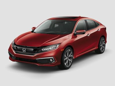 2019 Honda Civic Sport (Modern Steel Metallic)