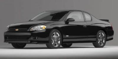 2006 Chevrolet Monte Carlo LS (Silverstone Metallic)