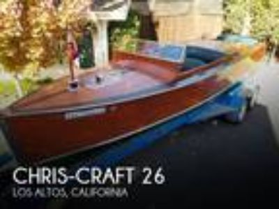 Chris-Craft - 26