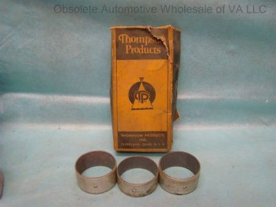Find 1949 - 1951 Lincoln Cosmopolitan Ford Truck 337 V8 Camshaft Bearing Set motorcycle in Vinton, Virginia, United States, for US $130.00