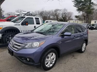 2012 Honda CR-V EX (Blue)