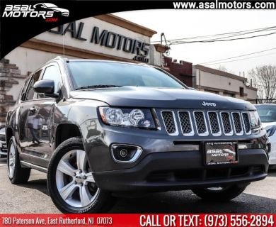 2015 Jeep Compass 4WD 4dr High Altitude Edition (Granite Crystal Metallic Clearcoat)
