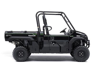 2016 Kawasaki Mule Pro-DX EPS Diesel Side x Side Utility Vehicles Harrison, AR