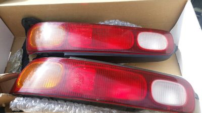 Taillights for integra