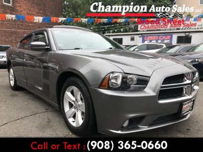 2012 Dodge Charger SXT (Tungsten Metallic)