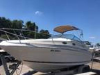1998 Sea Ray 240 Sundancer