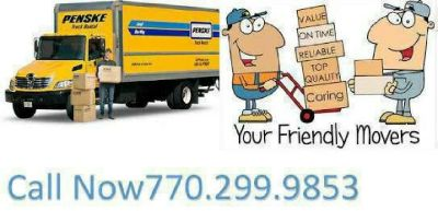770-299-9853 $99 Movers ATLANTA MARIETTA ROSWELL LAWRENCEVILLE ALPHARETTA WOODSTOCK SANDY SPRINGS