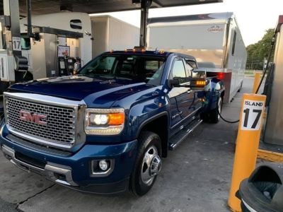 Denali Dually and 53' Bathroom Package