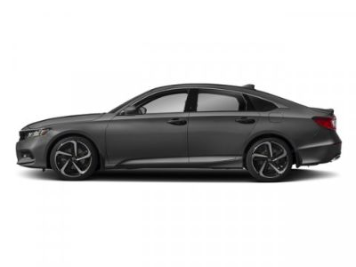 2018 Honda ACCORD SEDAN Sport 1.5T I4 (Modern Steel Metallic)