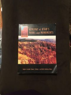 Geology of Utah s Parks and Monuments Book