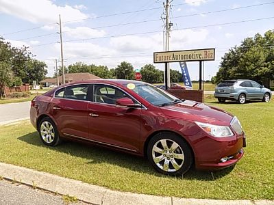 2011 Buick LaCrosse CXS (Maroon)