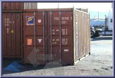 Unbeatable Deal For Shipping Containers