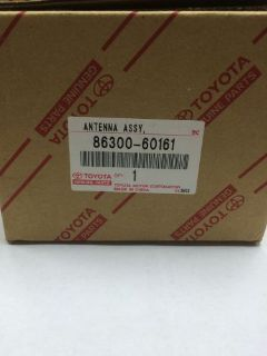 Buy Genuine Toyota Lexus Antenna 86300-60161 motorcycle in Minneapolis, Minnesota, United States, for US $225.00