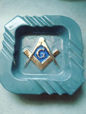 Mason Ashtray