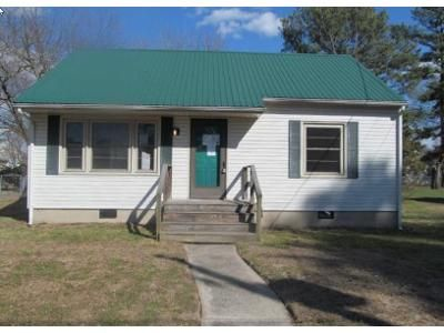 2 Bed 1 Bath Foreclosure Property in Salisbury, MD 21804 - Eastern Ave