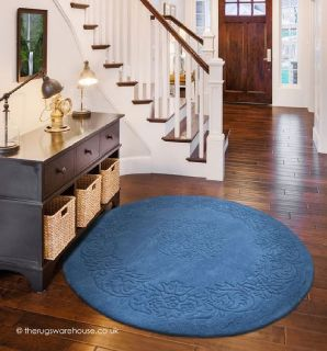 All You Need To Know About Round Rugs