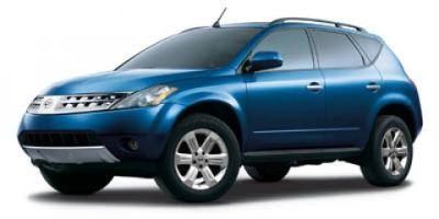 2007 Nissan Murano SL (Glacier Pearl)