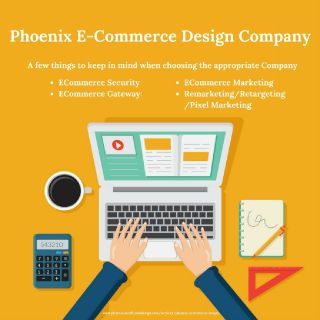 E-Commerce Design Company Phoenix