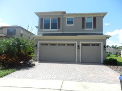 Beautiful 4 Bedroom 4 Bath w/Movie Theater & Hot Tub! Furnished!