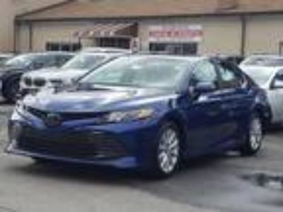 $17900.00 2018 Toyota Camry with 166 miles!