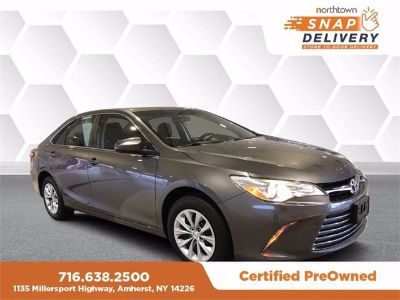 2016 Toyota Camry L (Magnetic Gray)