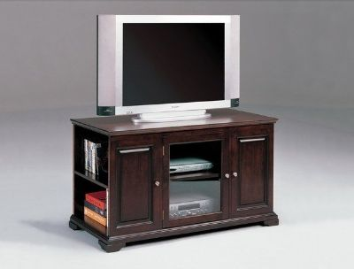 "SALE! URBAN SOLID ESPRESSO WOOD 48"" TV STAND!"