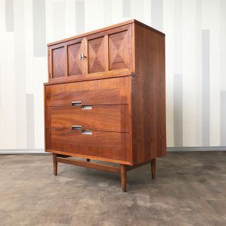 Mid Century tallboy by American of Martinsville