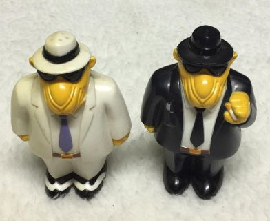 Vintage Camel Joe Cool Collectable Salt And Pepper Shakers - 1993