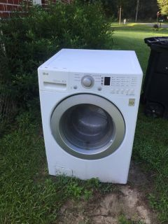 Whirlpool front n washer