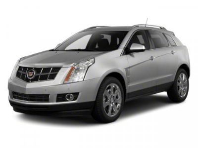 2010 Cadillac SRX Turbo Premium Collection (Platinum Ice Tricoat)