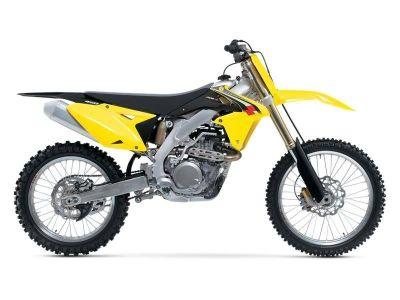 2016 Suzuki Motor of America Inc. RM-Z450 Motocross Motorcycles Winterset, IA
