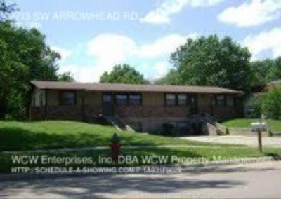 Great Duplex! Great Area!!!