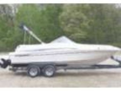 2000 Sea Ray Sundeck Power Boat in Crosslake, MT