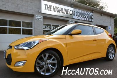 2017 Hyundai Veloster Dual Clutch (26.2 Yellow)