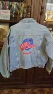 Jean jacket planet hollywood