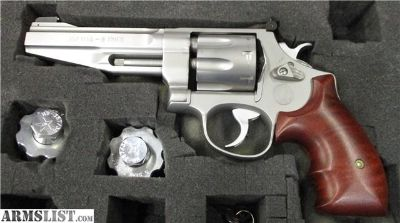 "For Sale: Smith Wesson Performance 627 357 5"" 170210"