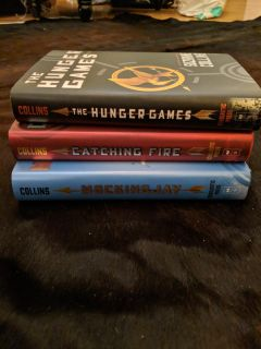 Hunger Games series hardcover