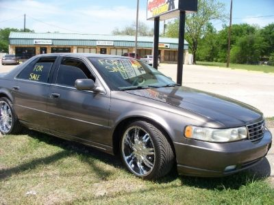 2000 Cadillac Seville 4dr Touring Sdn STS