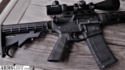 For Trade: S&W M&P 15 Sport II