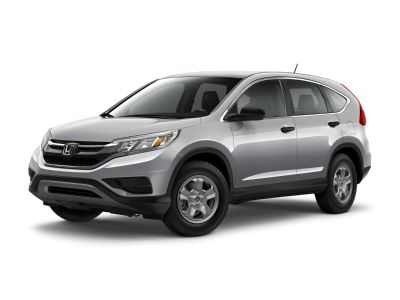 2016 Honda CR-V LX (Modern Steel Metallic)