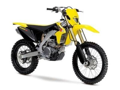 2017 Suzuki RMX450Z Competition/Off Road Motorcycles Ontario, CA
