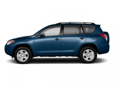 2012 Toyota RAV4 Base (Pacific Blue Metallic)