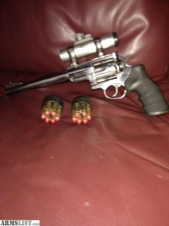 "For Sale: Trade--Sell ''Ruger Super Redhawk 9 1/2"" Barrel 44Mag"