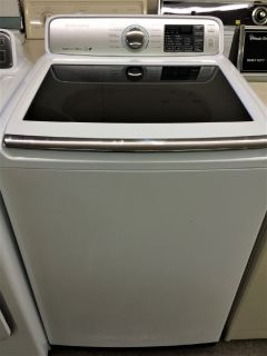 Samsung HE Washer in White